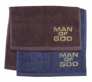 Towel: Man Of God [Burg] - Swanson