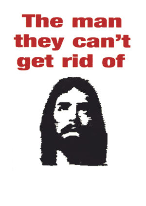Tract: The Man They Can't Get Rid Of [100 Pack] PB - Victory Gospel Tracts